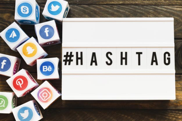 Internet Marketing in Thane - 5 Brilliant Ways to Use #Hashtags